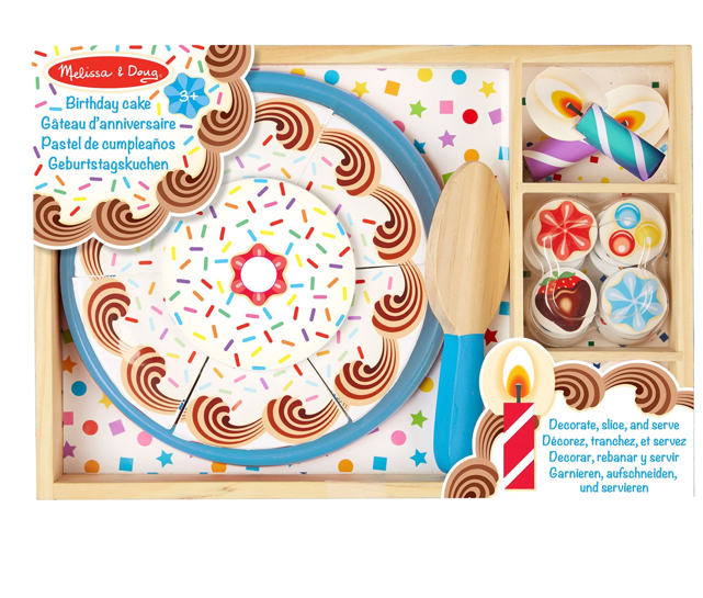 Melissa and Doug Birthday Cake
